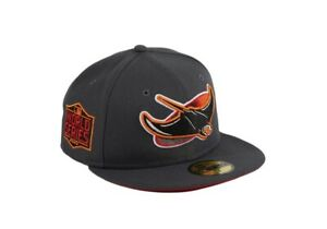 Hat Club Exclusive Tampa Bay Rays 2020 World Series Patch Buccaneers Size 7 3/8