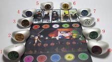 Naruto Akatsuki cosplay ring rings Zetsu Orochimaru Sasori Pein Konan Kakuzu
