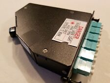 LC-MTP Optical Cassette AFL FM000273-B Multimode, 12 Fiber, 50um