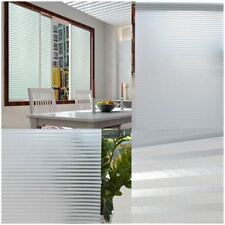 White Frosted Window Film Frost Etched Glass Sticky Back 45cm X 2m Blinds J3k4