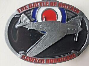 Hawker Hurricane belt buckle RAF WW2