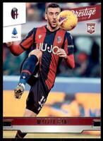 2019-20 Chronicles Soccer Prestige Base #208 Mattia Bani - Bologna FC