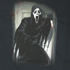 new FRIGHT RAGS SCREAM GHOST FACE STALKS T-Shirt 3XL movie horror film thin