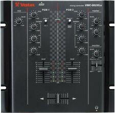 Vestax VMC-002XLu 2 Kanal Battlemixer - Dj - Mixer - Mischpult - USB - XLR