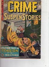 EC : CRIME SUSPENSTORIES # 26 / 1st PRINT 1954 / GOOD (2.0) / ORLANDO / CRANDALL