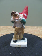 Goebel Gnome Co-Boy 17540-16 TMK 6 Al the Trumpeter 1980 Goebel, USC#190