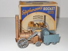 (J) benbros qualitoy STEPHENSONS ROCKET & COAL TENDER