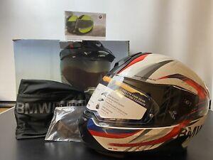 NEW - Original BMW Motorrad Motorcycle Helmet System 7 Carbon Moto 76318568273 S
