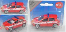 Siku 1437 VW Golf VI Firefighter HASICI hohes Blaulicht Sondermodell Tschechien