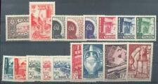 MAROC 1949 Yvert 275-291 ** POSTFRISCH 24€(F0918
