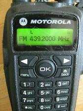 Motorola DP3600 UHF DMR-Digitalfunkgerät & Analogfunkgerät