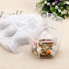 Sachets et pochettes cadeaux transparents