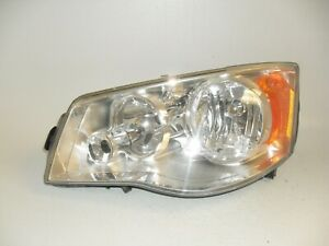 2011 - 2017 Chrysler Town and Country Driver LH Side Halogen Headlight OEM M1746