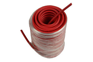 10 AWG Solar Panel Wire 100' Power Cable UL 4703 Copper MADE IN USA PV Gauge Red