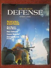 DEFENSE 2009 NAVAL AIRCRAFT CARRIER F-35 AEGIS MISSILE UNMANNED MARITIME SYSTEMS