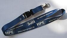 HPE Gruppe Schlüsselband Lanyard NEU (A42)