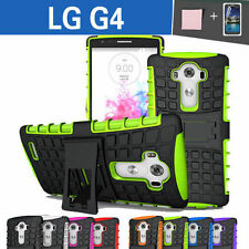 Unbranded/Generic Silicone/Gel/Rubber Mobile Phone Cases, Covers & Skins for LG with Kickstand