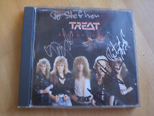 Treat-Dreamhunter-RAR-ORIGINAL SIGNED (Europe, Tnt, Sha boom, fate)