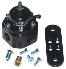 AEM HIGH VOLUME ADJUSTABLE FUEL PRESSURE REGULATOR UNIVERSAL HONDA ACURA