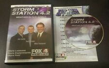 Storm Station 4.2: Weather In Our World (DVD) interactive Fox 4 Kansas City