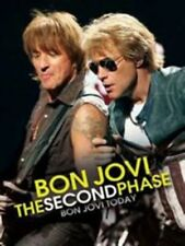 Bon Jovi: The Second Phase (DVD, 2013)  New sealed  Fast Shipping