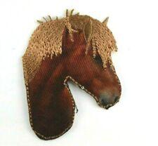 Applikation zum Aufbügeln Bügelbild 3-703 Pferd