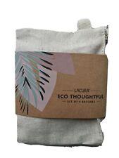Lacura Eco Makeup Brushes (Face Makeup 4x Brushes) Vegan Friendly Bath Cosmetic