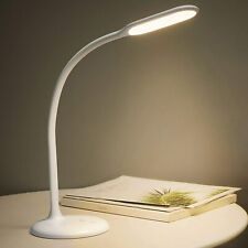Cordless Lamp Led Desk Lamp Battery Operated Table Lamps Rechargeable White