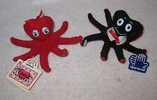 Applause Heart Ticklers Sea Of Love Oscar & Ophelia Stuffed Octopus Valentine's
