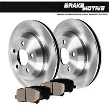 Front+Rear Rotors /& Ceramic Pads for 2007-2008 BMW 323i E90 w// 312mm Front Rotor