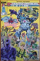 TRANSFORMERS vs. G.I. JOE #1 - 2014 IDW Comic NM 1st Print NEW