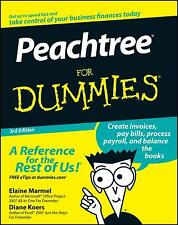 Peachtree for Dummies by Diane Koers; Elaine J. Marmel
