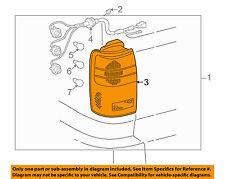 TOYOTA OEM 4Runner Taillight Tail Light Lamp-Lens & Housing Right 8155135240