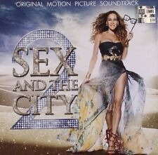 Sex and the City 2 (2010, OST) Alicia Keys, Dido, Cee Lo, Erykah Badu, Na.. [CD]