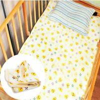 wasserdicht babys dauerhafte matte. saugfähigen tuch baumwolle pad decken sich