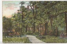Croydon, Park Hill Recreation Ground 1907 Postcard, B487