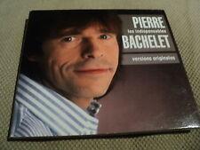 "CD DIGIPACK ""PIERRE BACHELET - LES INDISPENSABLES"" best of"