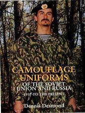 Book - Camouflage Uniforms of the Soviet Union and Russia: 1937 to the Present