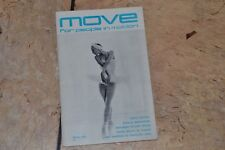 Dance Magazine Move For People in Motion Winter 1970