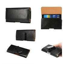 for BLUBOO X6 Holster Case belt Clip 360° Rotary Horizontal