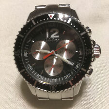 L L Bean Swiss MB-Microtec H3 Chronograph Watch
