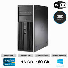 Ordenador Hp 8200 Elite Cmt Core i5 16Gb ram 160 gb universidad teletrabajo