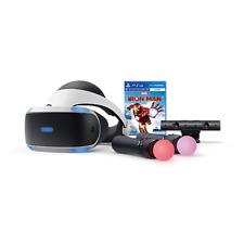 PlayStation VR Marvel's Iron Man VR Bundle Camera Move Pre Order New Avenger NIB
