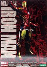 Kotobukiya Iron Man Marvel Now Red Color Variant Artfx+ Statue MK173 IN STOCK US