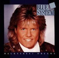 "BLUE SYSTEM ""BACKSTREET DREAMS"" CD NEW"