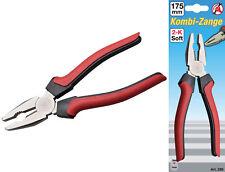 Pince universelle 175mm coupante plate tenaille outils qualité professionnelle