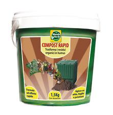 Activateur de Compostage 1,5 kg Composteur pour Comcime Organique