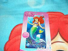 Disney The Little Mermaid Ariel Plush Bath/Beach Towel