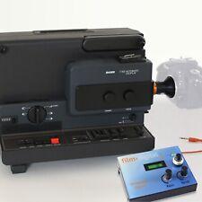 Super 8 Set für die eigene DSLR-Kamera / Bauer T502 für Filmtransfer