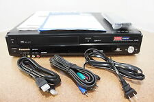 ‡ NEW DEMO! ‡ Panasonic DMR-EZ47V EZ475V VCR DVD Recorder VHS Combo HDMI 1080p